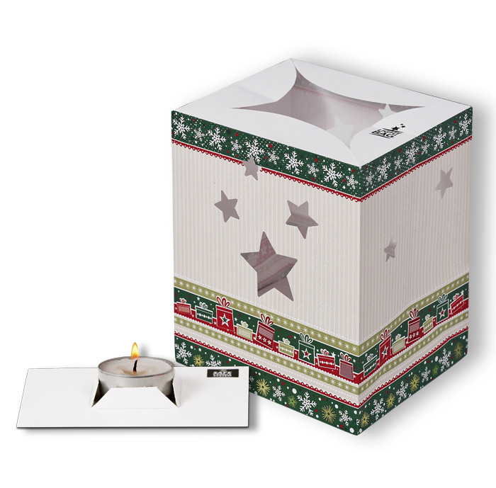 GIFTS AND STARS ORNAMENTS_L